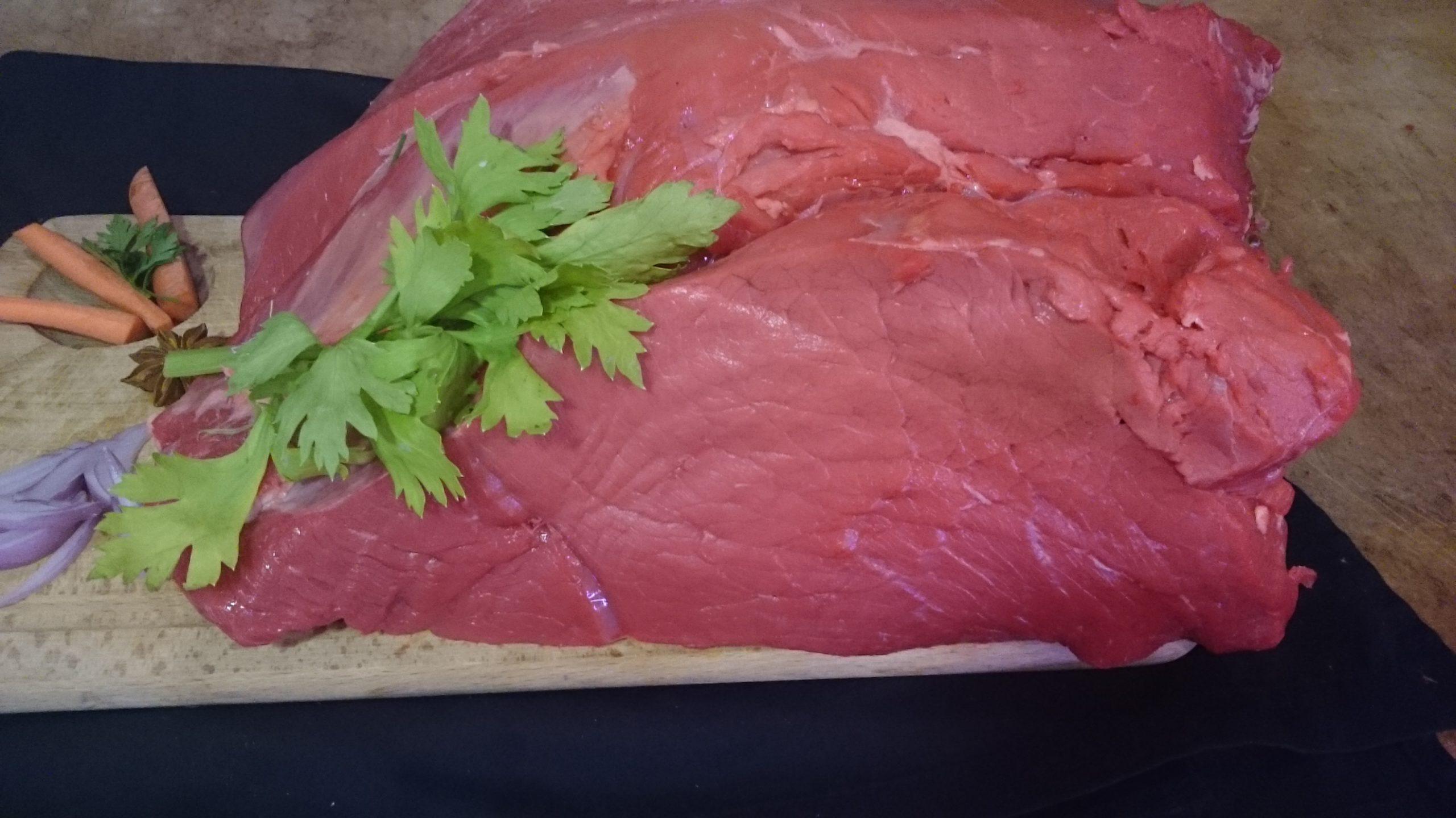 Beefsteack de Boeuf Bio 500gr, (32,00€/Kg)