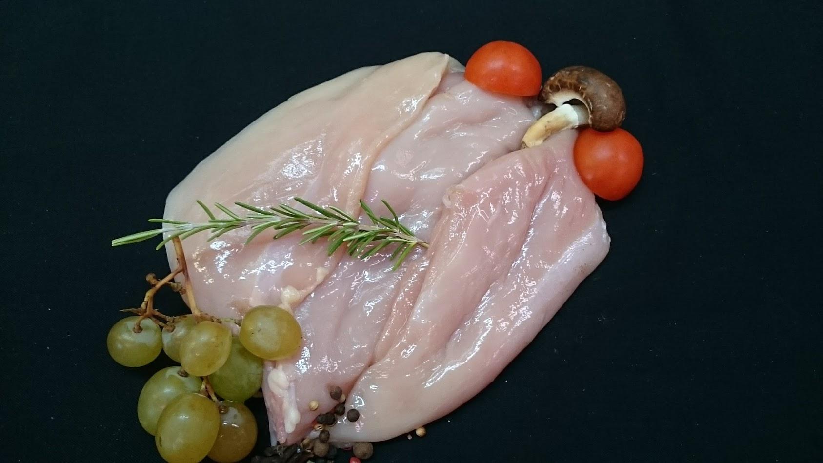 Filets de Poulets Bio 300 gr, (38,33€/Kg)